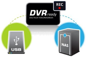 TECHNILINE PLUS - DVRready USB/Nas